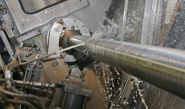Stem machining process
